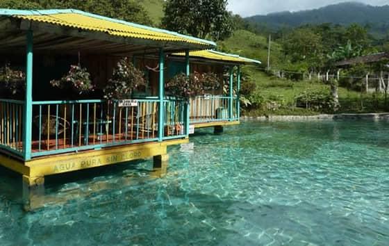 balneario casa lago el manantial buga valle del cauca